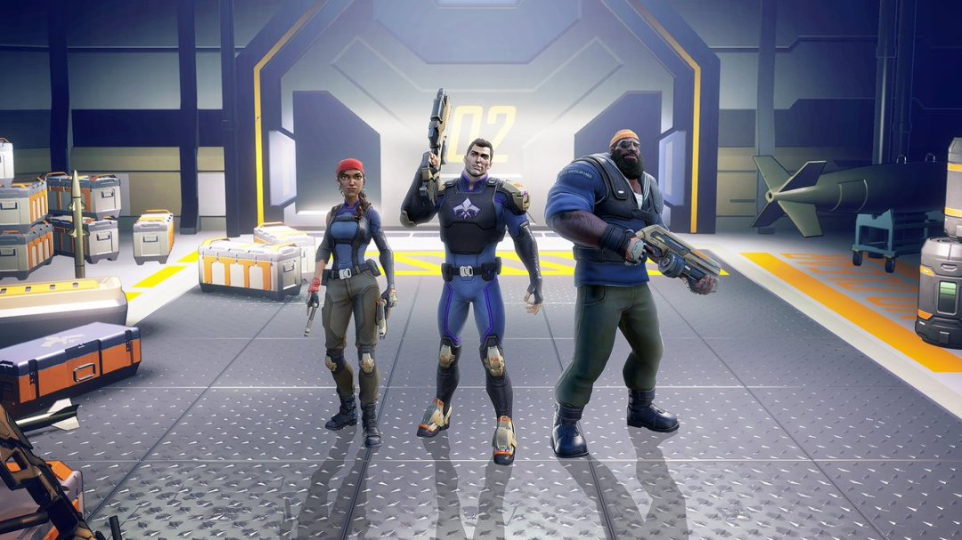 Agents of Mayhem Franchise Force Trailer