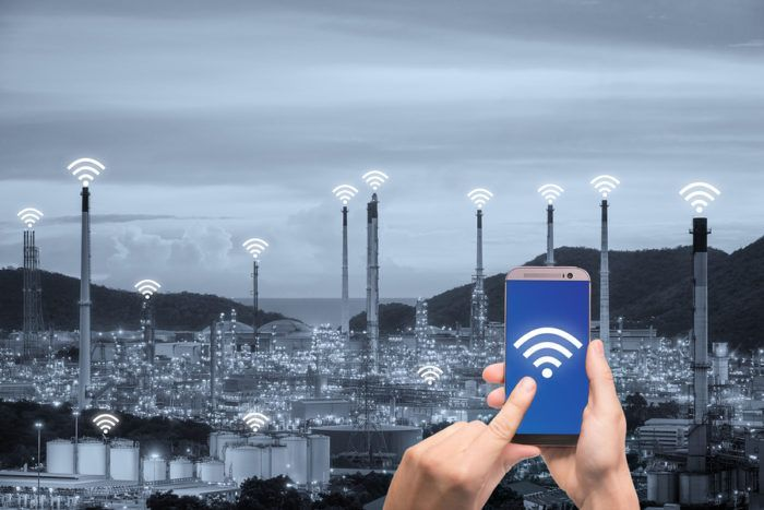 How to scale the industrial IoT  @gigastacey #IoT #IIoT #InternetofThings