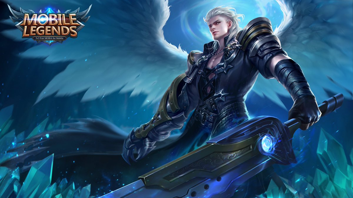 Alucard Child Of The Fall Wallpaper Mobile Legends On Twitter Quot Mlbbnewskin Alucard Child