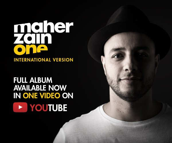 Maher Zain Single Album - Year of Clean Water