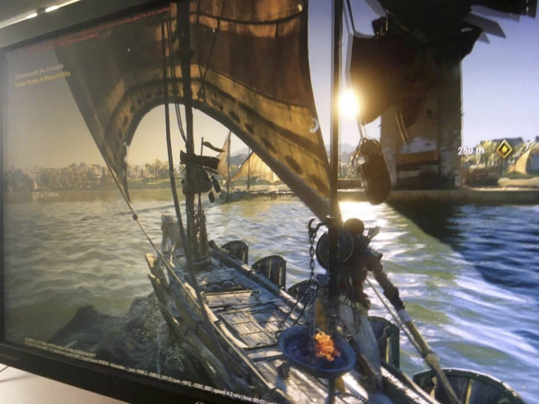 Assassin's Creed Origins Details & Screenshot Leaked