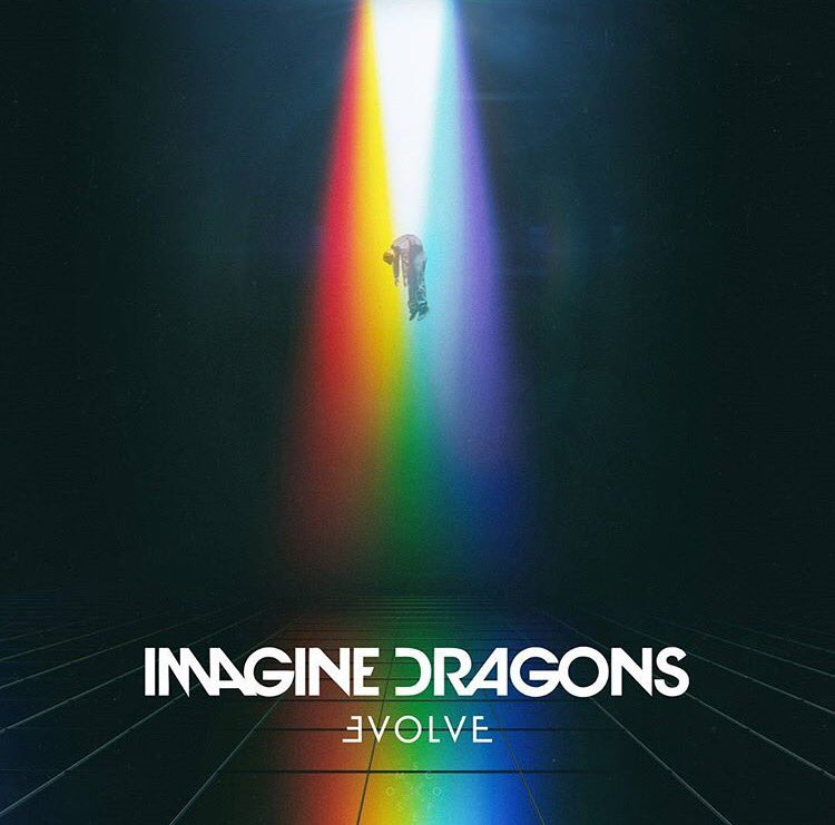 Imagine Dragons Evolve Tracklist & Cover Art