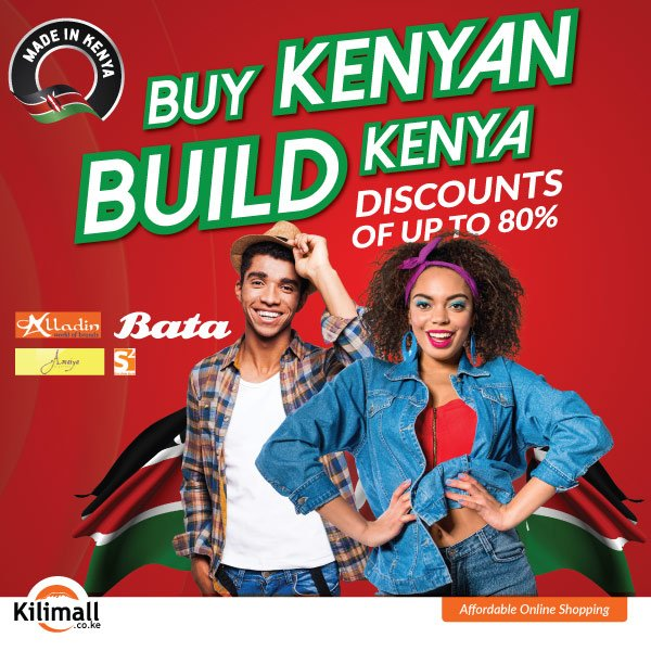 Buy Kenya Build Kenya Kilimall