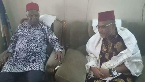 As a mother I have wondered about Nnamdi Kanu's birth parents as he is always a child of destiny, called to fulfill the call of Justice, Equity, freedom