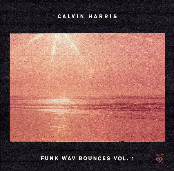 Calvin Harris – Funk Wav Bounces Vol. 1 Tracklist & Artwork