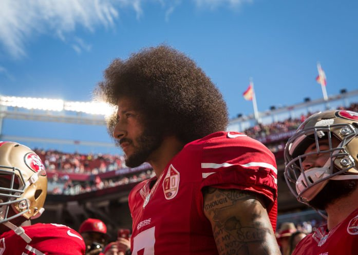 Tom Jones: Don't stand for NFL teams not signing Colin Kaepernick