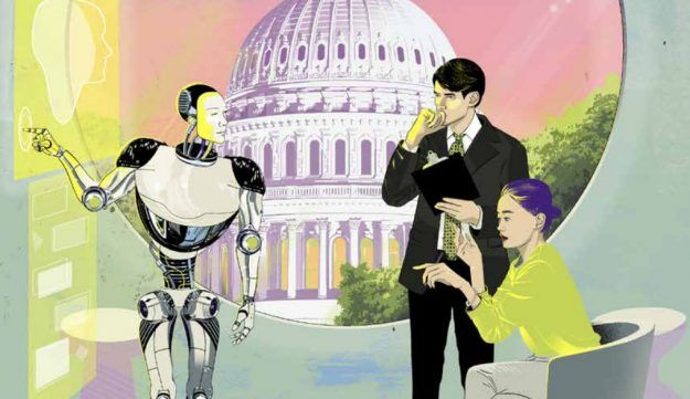 #AI could save government $41 billion, report says    #fintech #insurtech
