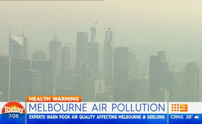 Nine News Melbourne On Twitter There S A Health Warning