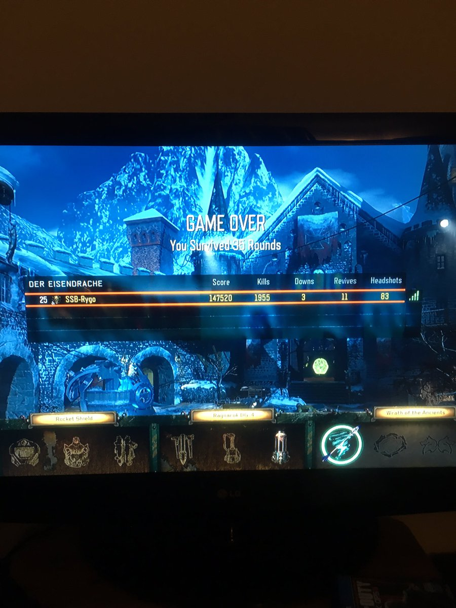 Shield Locations Der Eisendrache : shield, locations, eisendrache, Electricbow, Hashtag, Twitter