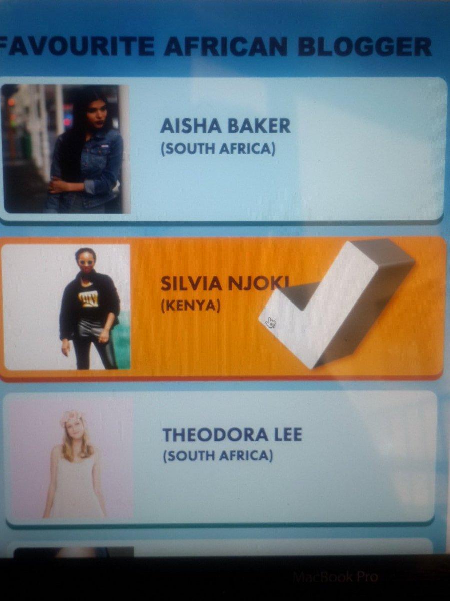 Http Kca Nickelodeonafrica Vote : nickelodeonafrica, Hashtag, #votesilvia, Twitteru