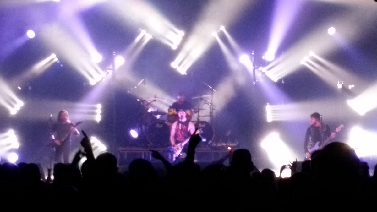 Bullet For My Valentine The Warfield San Francisco CA