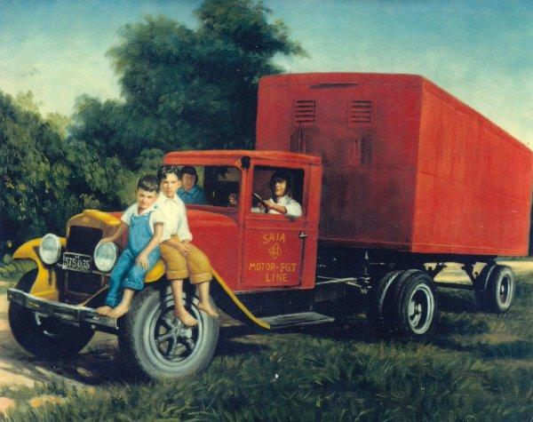 Saia Motor Freight Careers