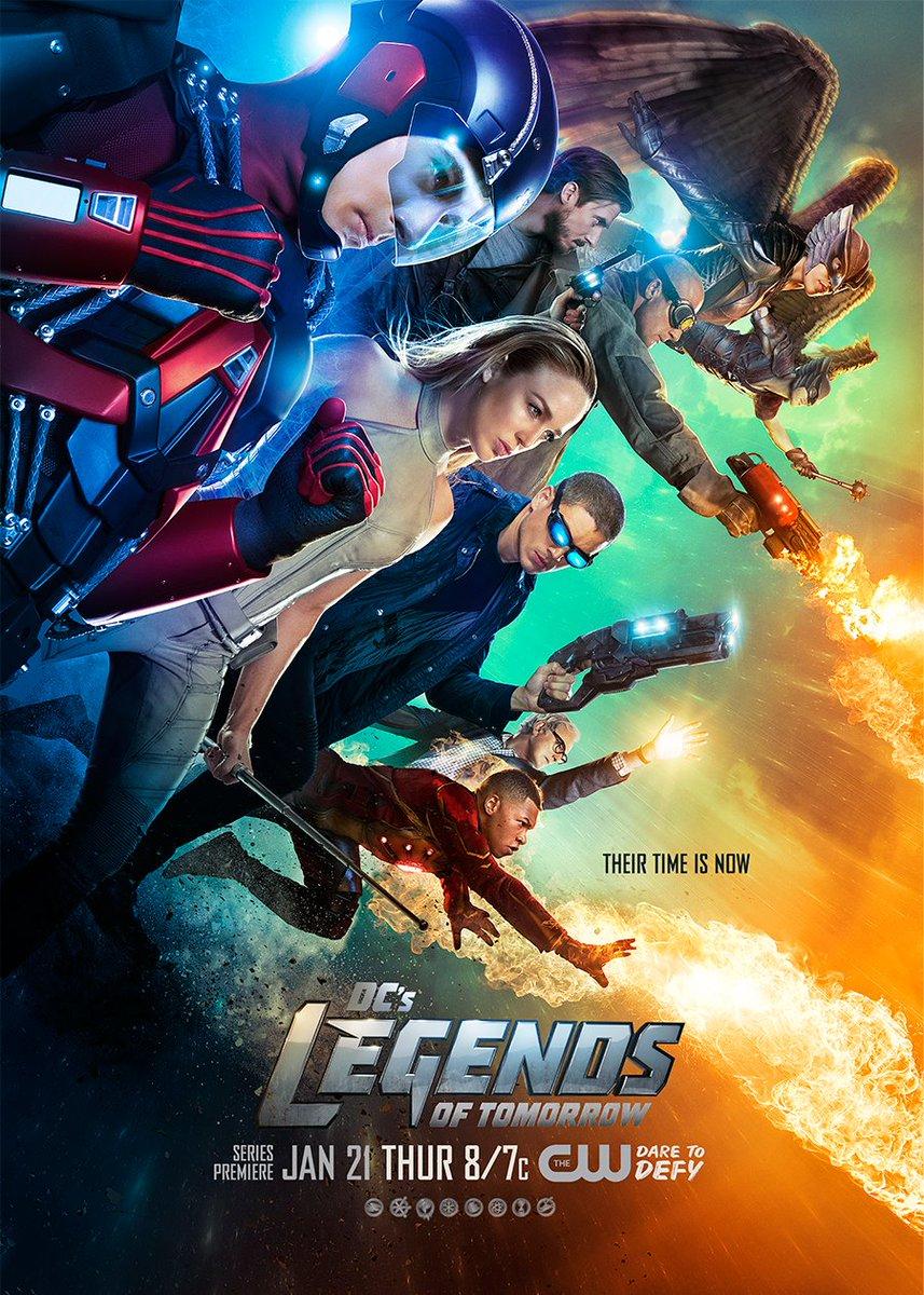 Legends Of Tomorrow Saison 4 Vf : legends, tomorrow, saison, Series-en-streaming, (@SER_en_STRE), Twitter