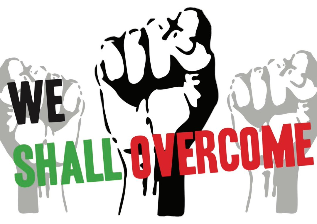 Image result for we shall overcome