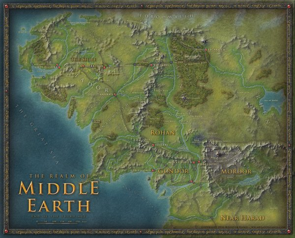 Middle Earth Map Large.20 Big Map Of Middle Earth Pictures And Ideas On Meta Networks
