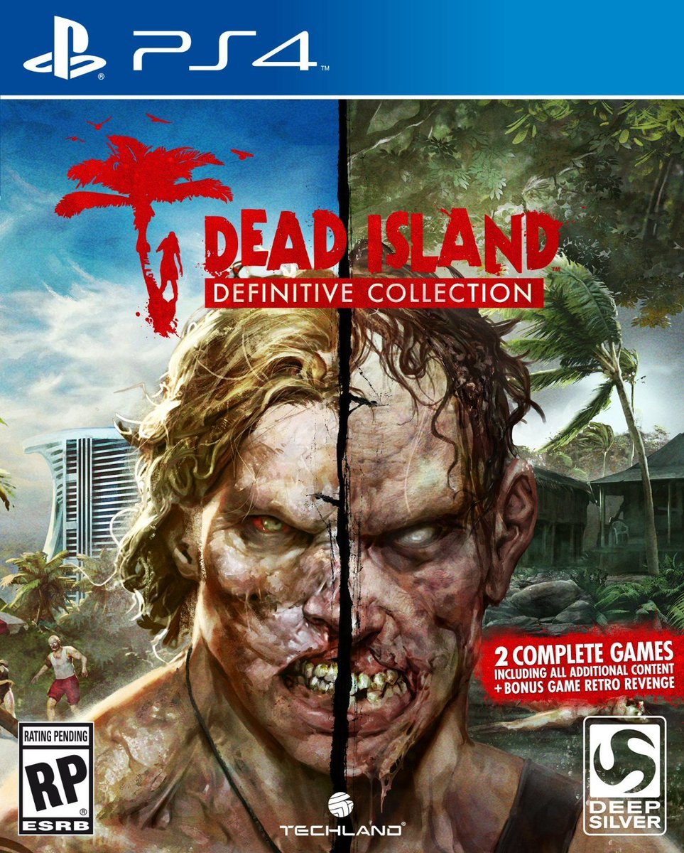 The Dead Island: Definitive Collection Announced 2