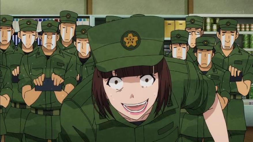 10 Melhores Animes Militar / Guerra