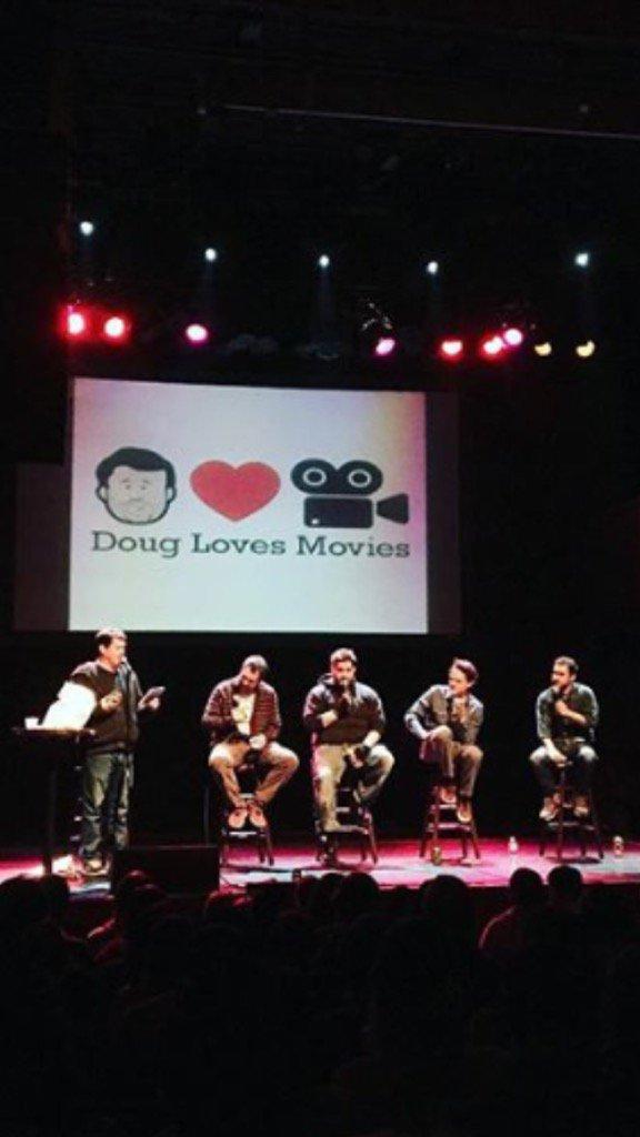 doug loves movies at