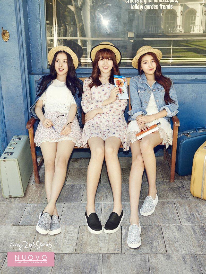 Pretty Girl Swag Wallpaper Gfriend For Nuovo Korea And American Tourister Confirmed