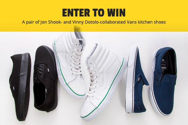 vans kitchen round sink last call enter to win these exclusive shoes it s your final chance