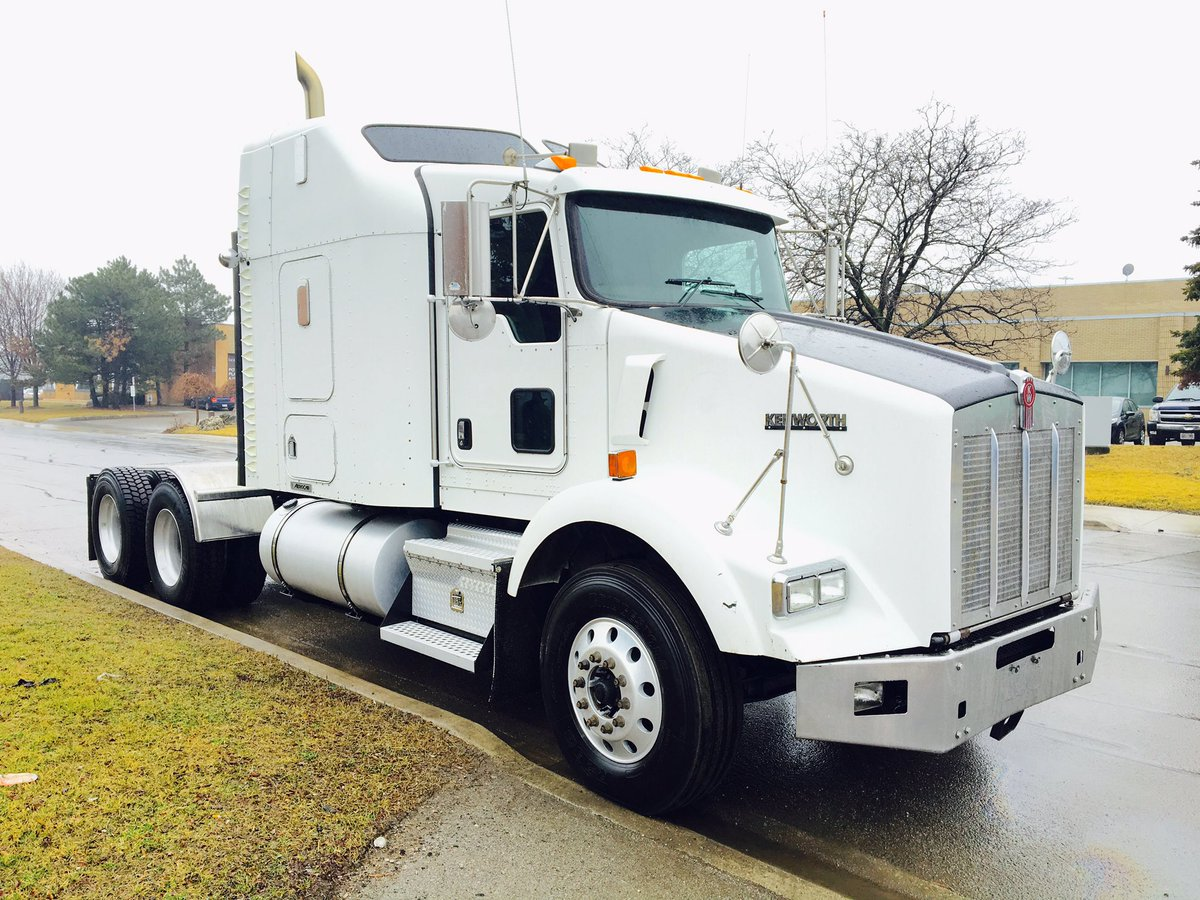 hight resolution of value truck sales on twitter 2007 kenworth t800 low low low kilometres c15 475 13 spd 12x40 3 55 ratio only 697 000 km s 416 301 4444