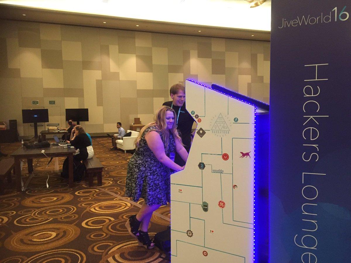Jive Developers JiveWorld16 Developer Conferen  AureaWorks