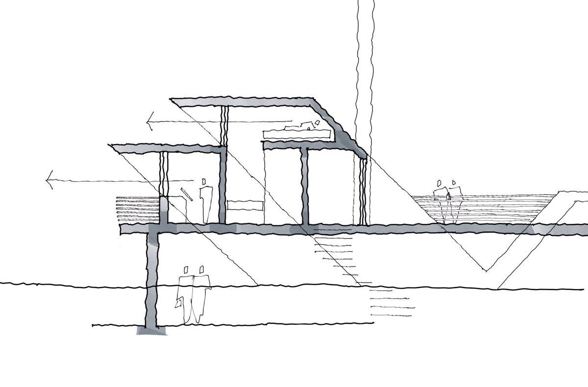 Ewen Miller On Twitter Thursday S Sketch Architect