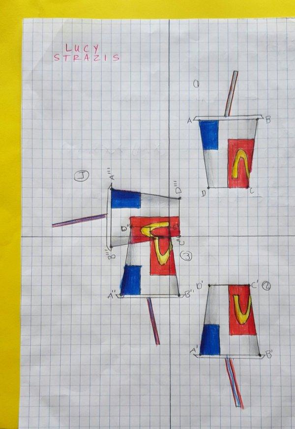 Transformation Math Art - Galleries With Bite