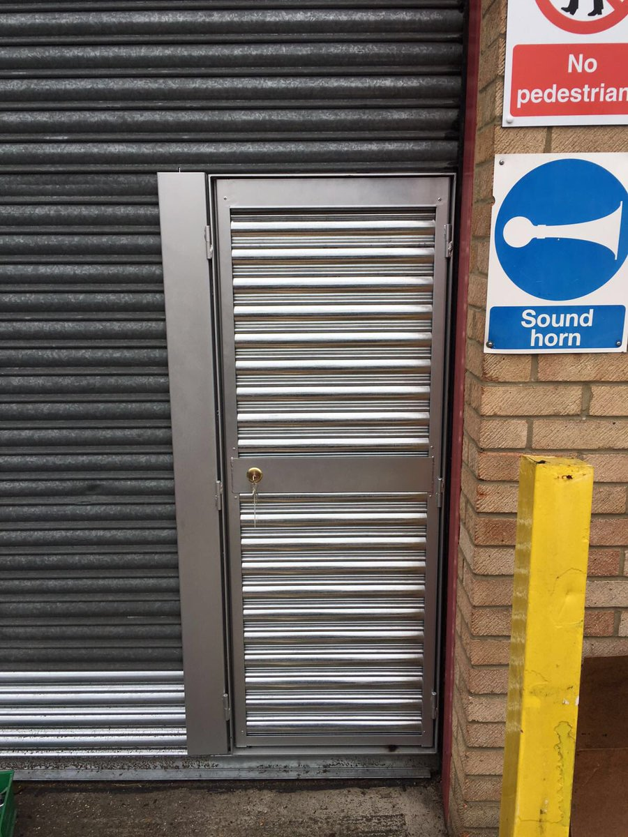 City Shutters Ltd On Twitter Small Repair To Roller