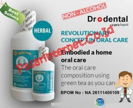 Dr+dental care liquid