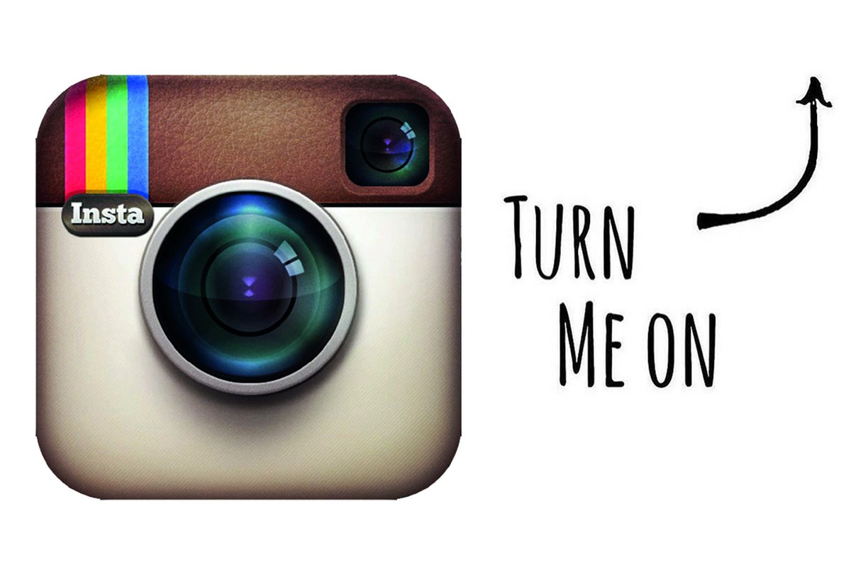 Image result for Instagram update: keep calm and don't turn on notifications