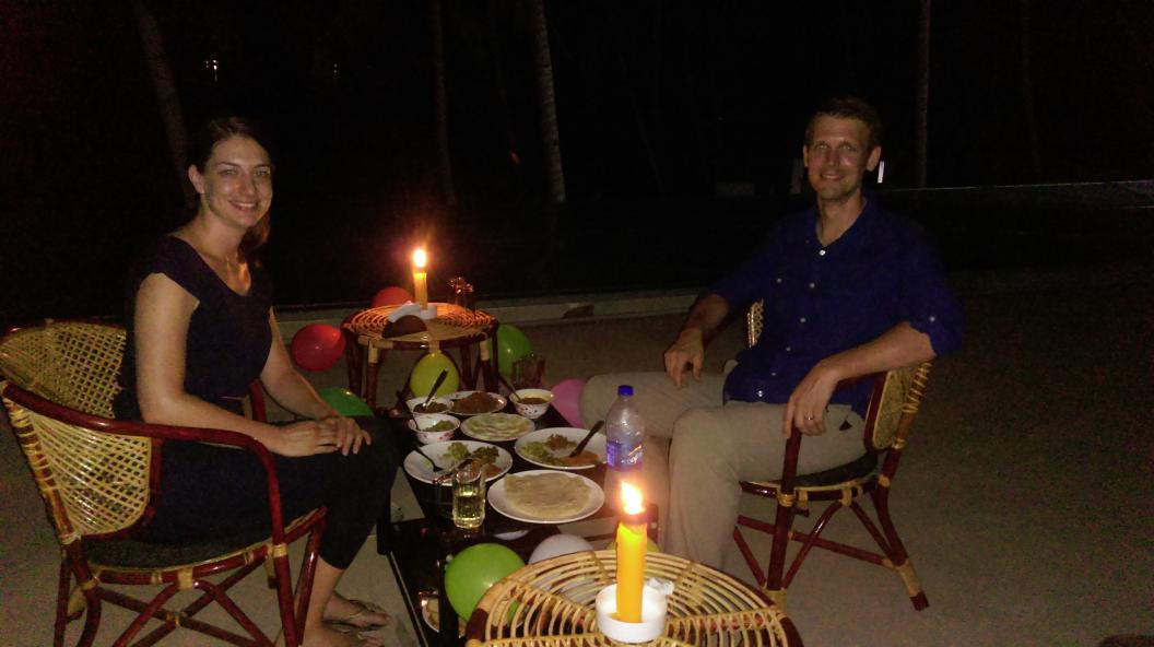 Lake N River Resort On Twitter Surprise Candle Light
