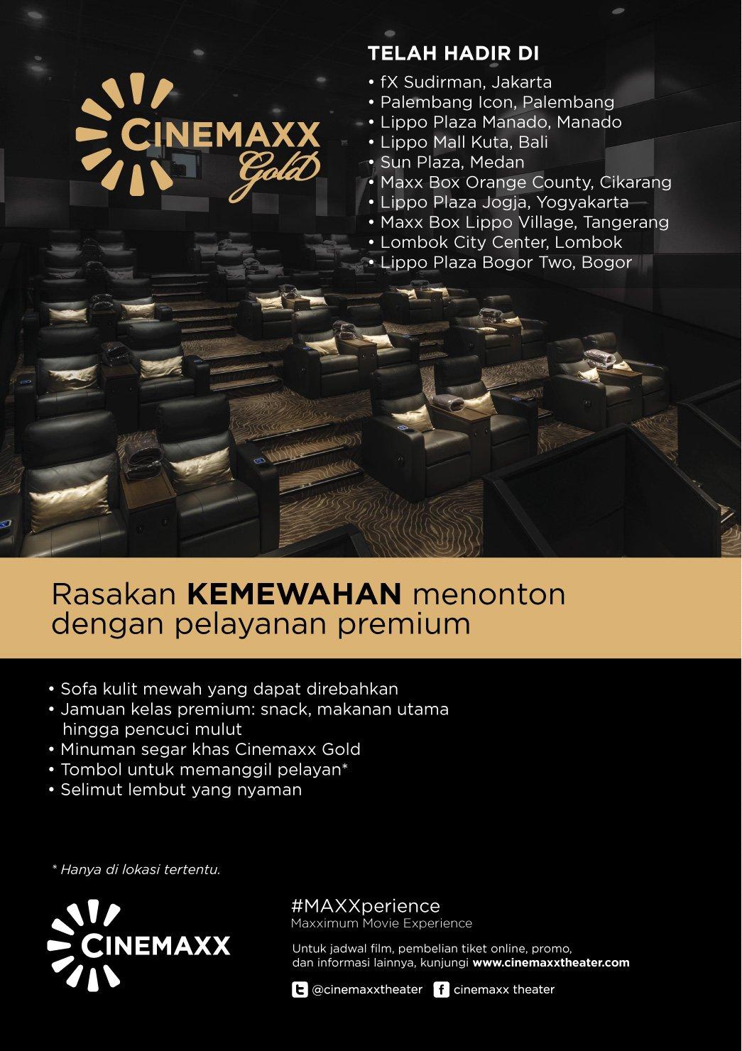 Jadwal Bioskop Lippo Jogja : jadwal, bioskop, lippo, jogja, Cinemaxx, Bogor