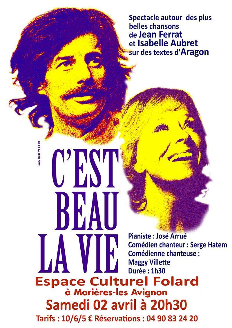 Jean Ferrat C'est Beau La Vie : ferrat, c'est, SERGEBRIEZ, Twitter:,