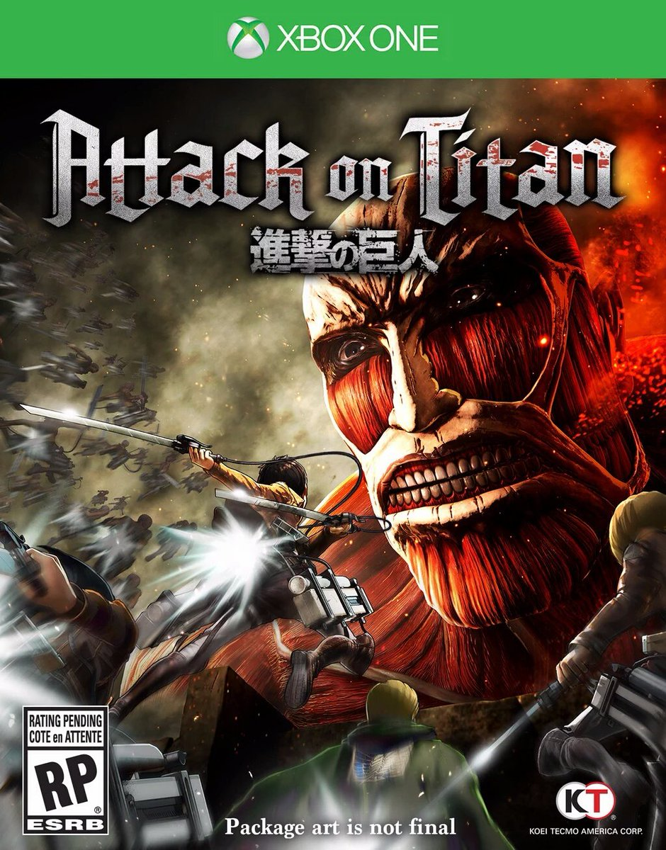 Attack on Titan Launches This Fall For PC, PS4 & Xbox One 7