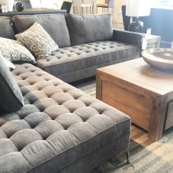 Struc Walker Sofa Review Make Sleeper More Comfortable Miami Sectional Contemporary Leather