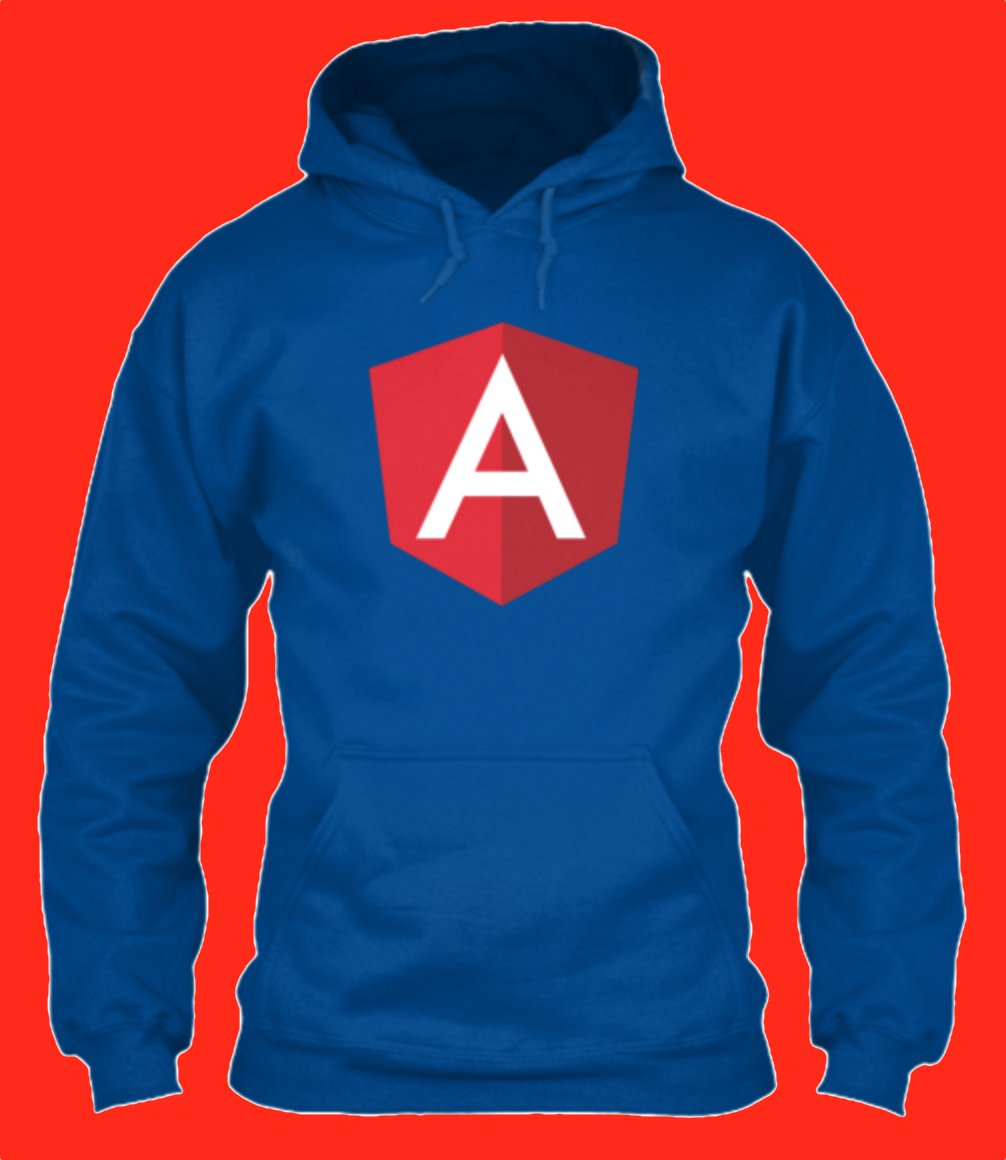 ONLY TODAY: Exclusive #Angular2 T-Shirt And Hoodie:  #angularjs #webdev