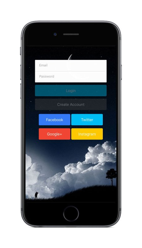 Authentication made easy for all #Ionic apps  #nodejs #angularjs #appdev #oauth #javascript