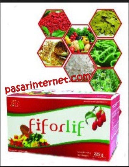 Kandungan Fiforlife  terbaik untuk kesehatan usus dan sistem pencernaan Anda