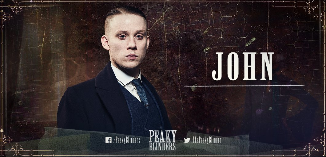 Peaky Blinders On Twitter Back With A Boom John Shelby