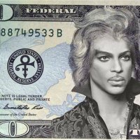 Put Prince on the 20. Do it. Do it now: