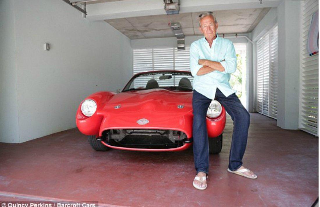 #Florida Businessman Builds Environmentally Friendly Sports #Car Made from Cannabis #Hemp