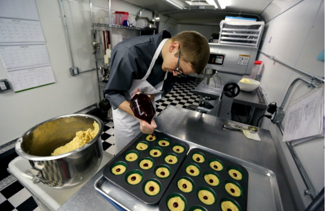 Time to Get Baking: Marijuana Makes a Splash in the #Food Industry #baking #USA #infused