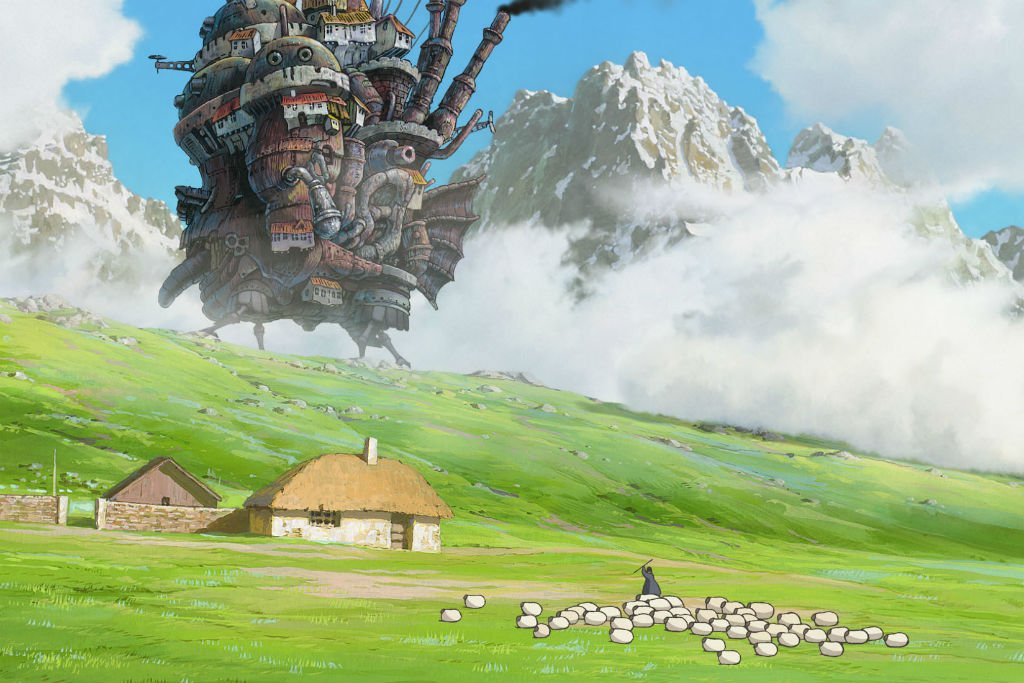 .@StudioGhibli's anime world has been recreated with virtual reality
