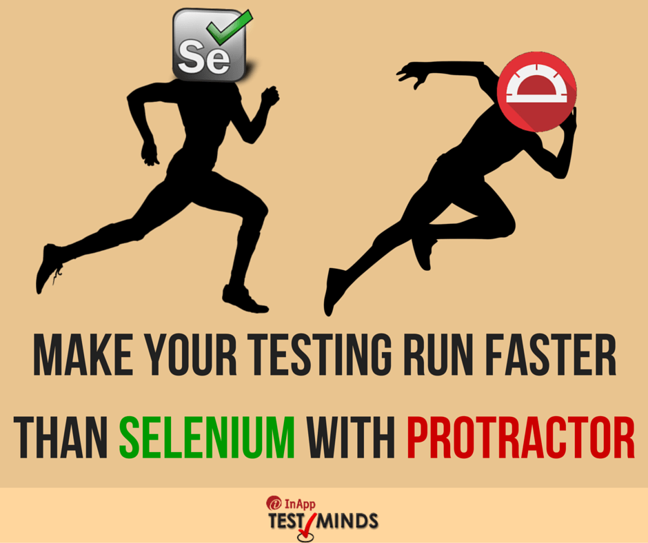 Want to know the usage of #protractor to test your #AngularJS applications?  Know more:  #QA