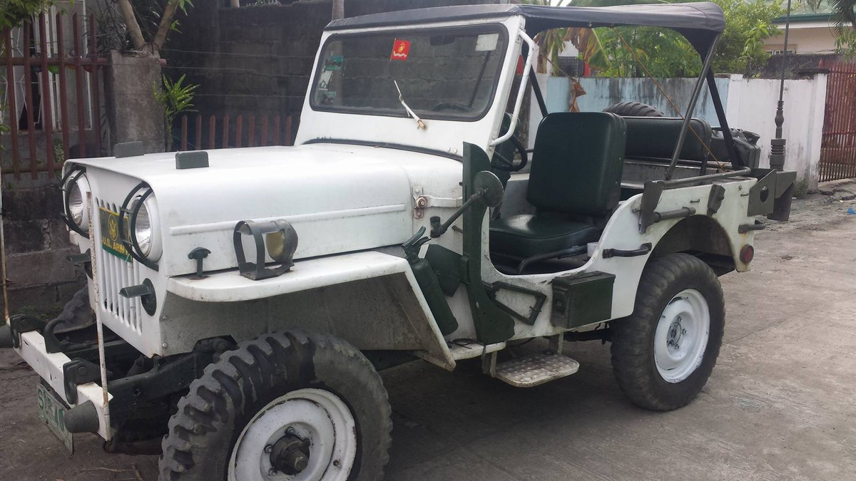 hight resolution of from tacloban city leyte philippines jeep willys cj3b pic twitter com 6eovo912kc