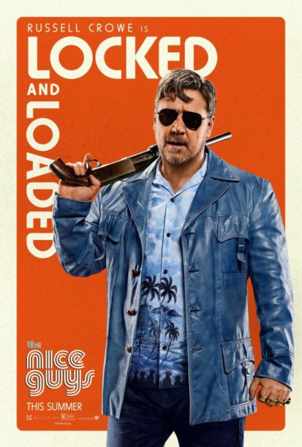 The Nice Guys Gets A 70's Retro Trailer 2