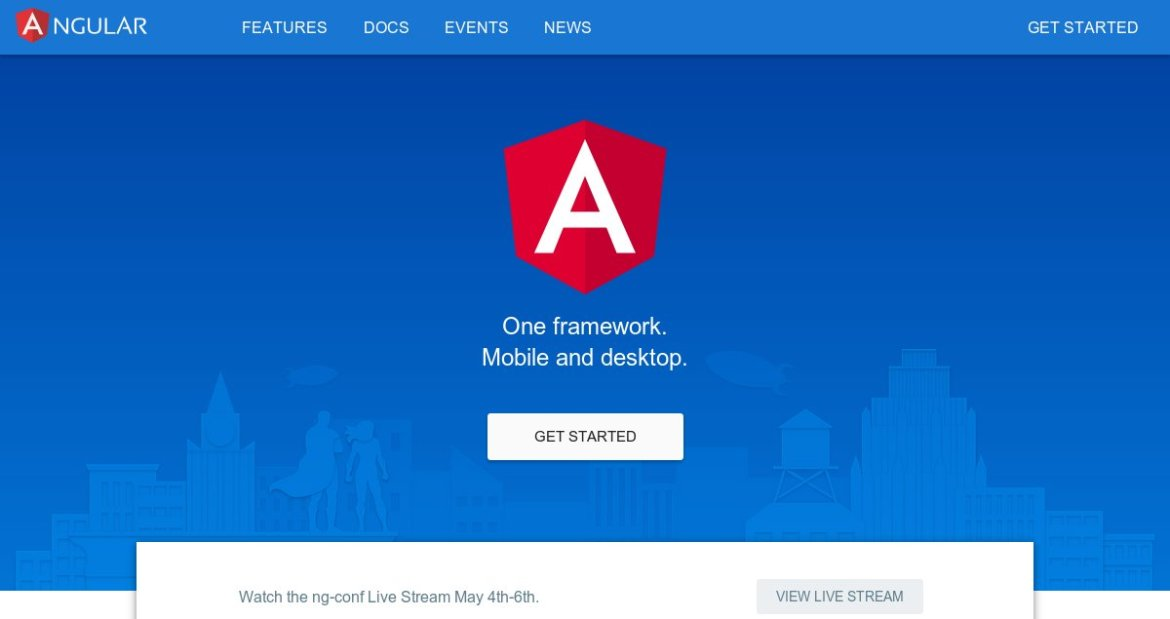 I think I'm a fan of angular2 & Typescript @angularjs @typescriptlang #angular2 #typescript