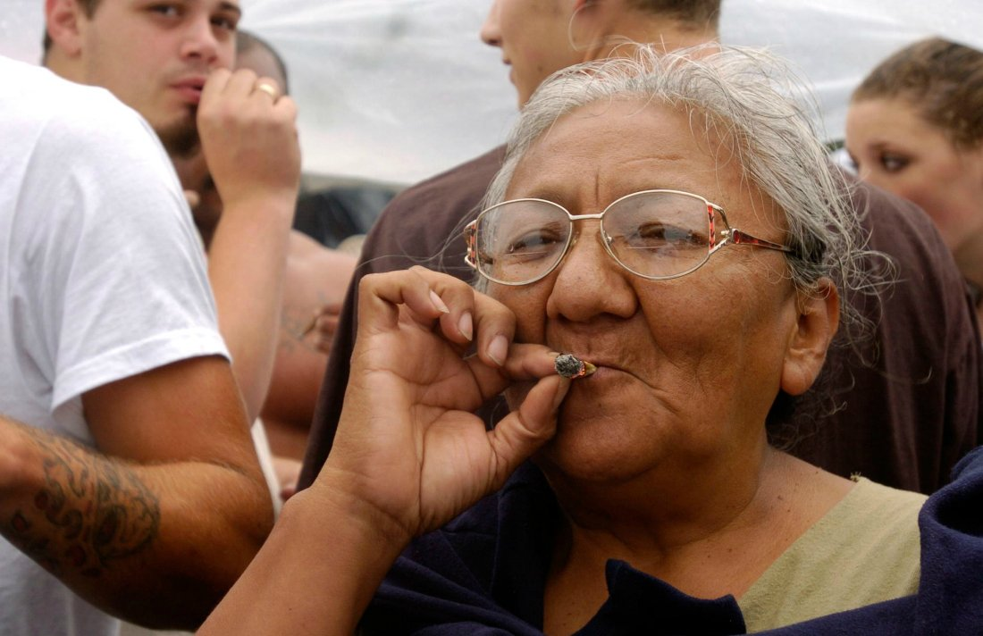 Cannabis Consumption is Becoming More Acceptable For Individuals #Aging 55 And Up #MMJ