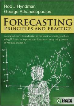 Forecasting, Principles & Practice in R (free eBook)  #abdsc #BigData #Analytics #DataScience